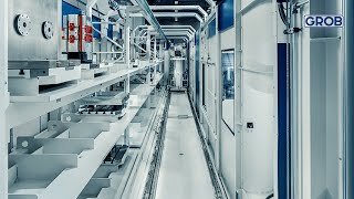 Automation Made by GROB – PSS-L