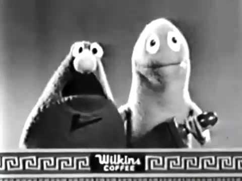 Wilkins Coffee by Jim Henson - YouTube