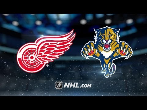 Panthers, Jagr double up Red Wings