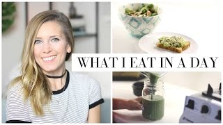 Today, i bring you along for a peek into my clean eating, holistic healthy lifestyle and what eat in day. be sure to like & subscribe future videos: ...