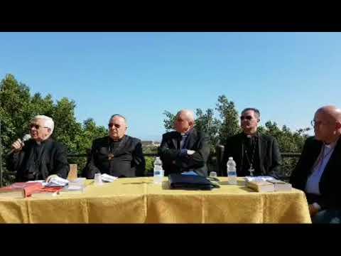 Presentazione Lettera CESI a 25 anni dall'appello di S. Giovanni Paolo II ad Agrigento