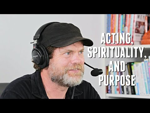 Rainn Wilson on Acting, Spirituality and Living Your Purpose with Lewis Howes