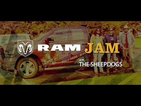 CFOX Ram Jam - The Sheepdogs - Downtown