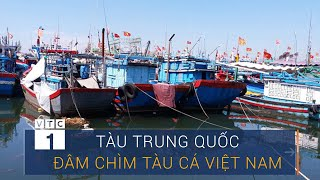 Tàu hải cảnh Trung Quốc đâm tàu cá Việt Nam: Tâm sự người trong cuộc | VTC1