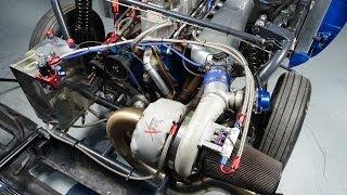 HEMI 6 turbo runs 7s! ~ JUSTA6