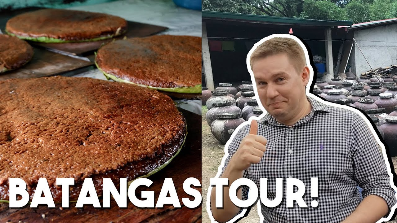 Come to Batangas: Making Bibingka, Bagoong Balayan, and more!