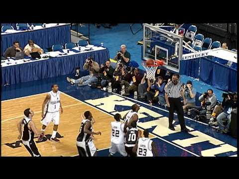 Aggie Basketball 10 in 10: #3 vs Louisville (2007 NCAA Tournament)