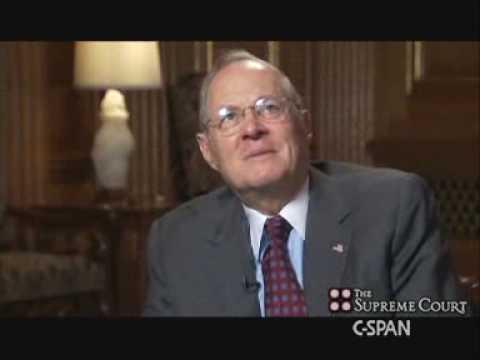 Justice Kennedy on dark days