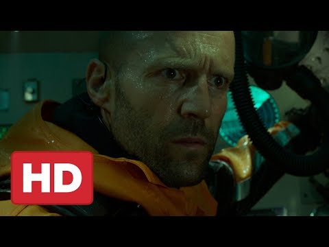 The Meg  2018 Jason Statham, Li Bingbing, Rainn Wilson