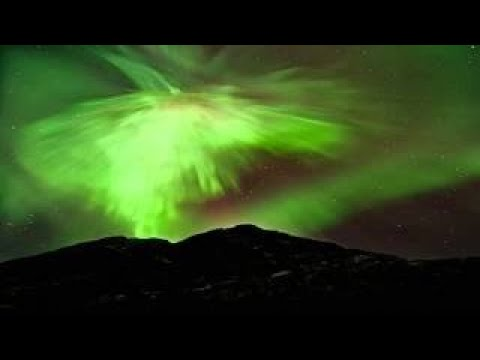 Norway Spiral : Wormhole, Stargate or Missile Test 2017