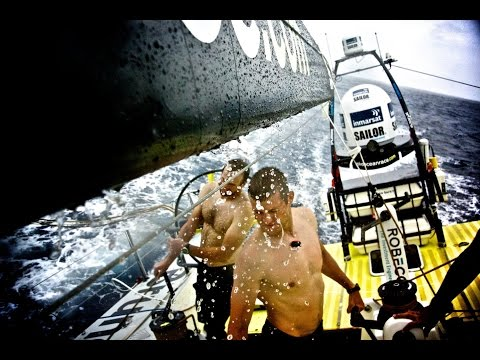 The Doldrums - Clouds, Rain & Crappy Weather | Volvo Ocean Race 2014-15