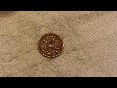 Китайские редкие монеты Один фень.  один цянь. 20 кэш