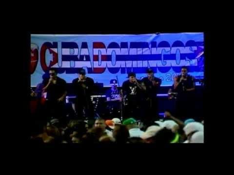 LOS CONQUISTADORES DE LA SALSA - FURURU FARARA - CUBADOMINGOS 2013_mpeg2video