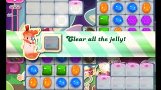 Candy Crush Saga Level 1227 walkthrough (no boosters)