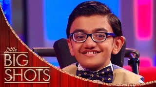 Download Sparsh: The Boy Who Inspired Millions | Little Big Shots Mp3 and Videos