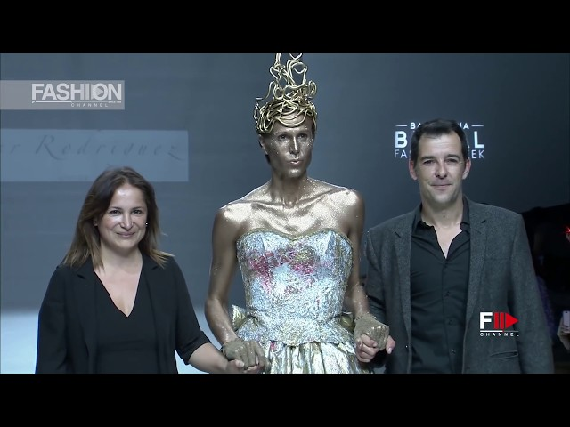 MAR RODRÍGUEZ Barcelona Bridal Fashion Week 2018 - Fashion Channel