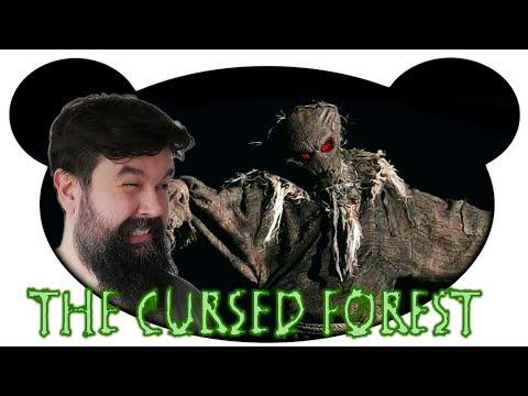Der böse Strohkopf - The Cursed Forest ???? #03 (Gameplay Deutsch Facecam Horror)