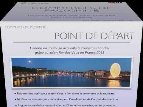 Presentation -  Commerce & Tourisme en Toulouse