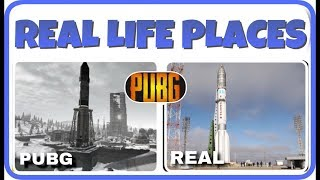 Real life places in Pubg Part 3 🔥 | Real life Vikendi