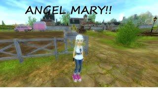 """[Star Stable Online]: ♥·Bande Annonce de ma nouvelle série """"Angel Mary"""" Saison 1. ♥"""
