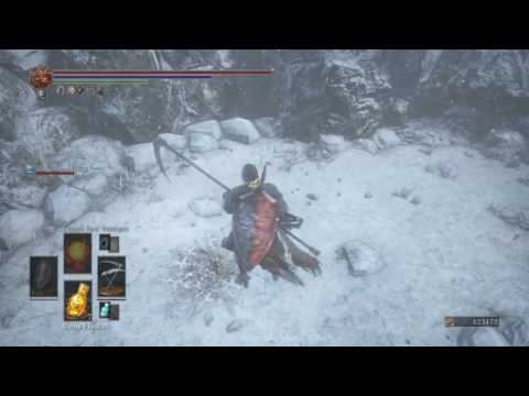 Ashes Of Ariandel DLC Dark Souls III Walkthrough Tutorial  