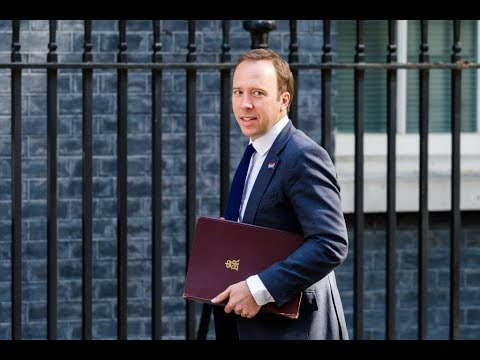 وزير الصحة البريطاني ينضم لسباق الساعين لرئاسة الوزراء  - نشر قبل 6 ساعة
