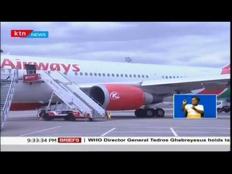 Kenya Airways to start daily direct flights between Nairobi and New York
