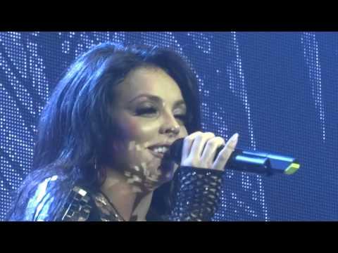 Little Mix - Secret Love Song Part II - Get Weird Tour - Leeds 15/4/16