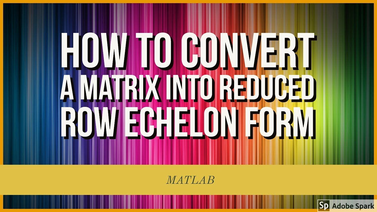 how to add a row to matrix in matlab