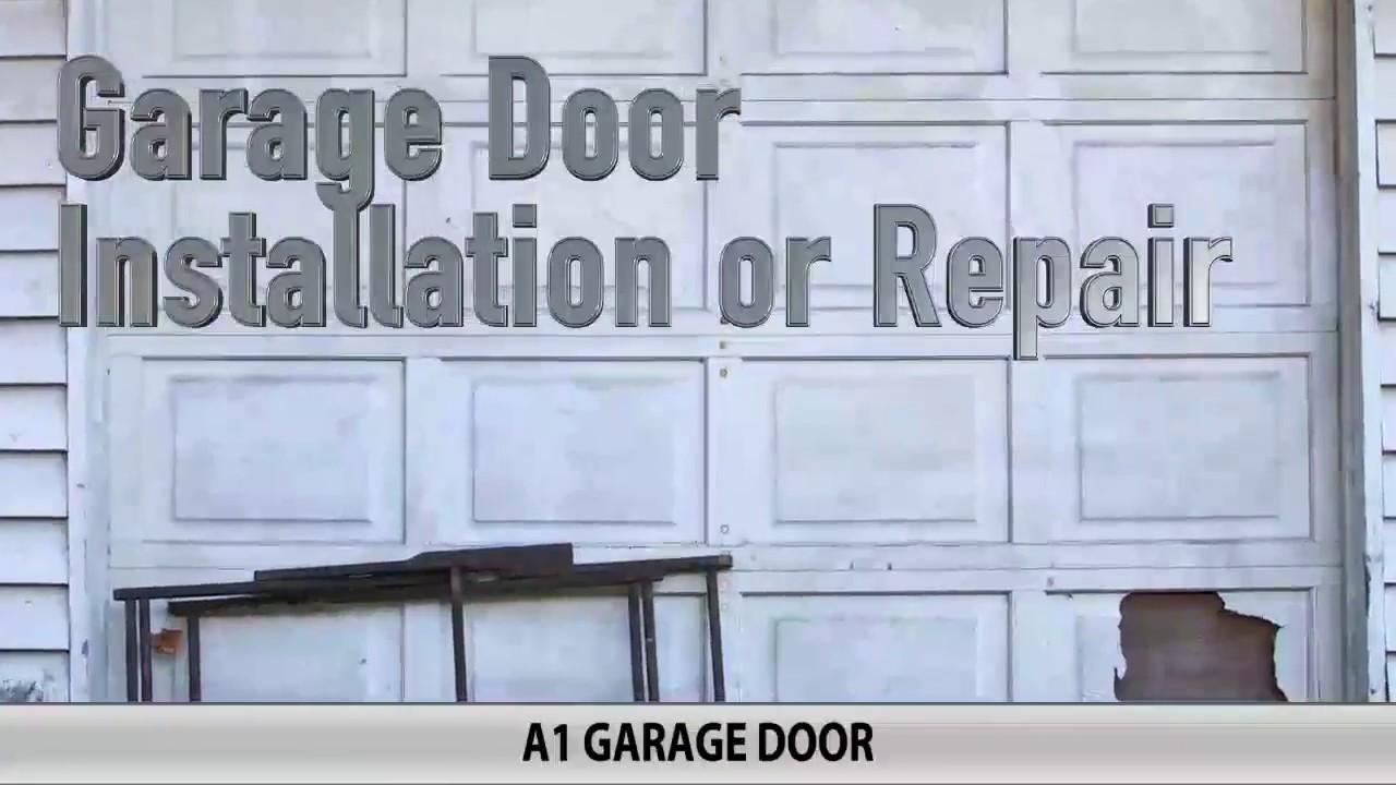 Garage Door Repair Queens Ny Youtube