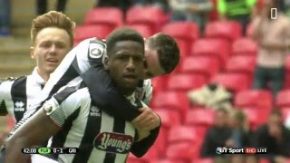 Forest Green 1-3 Grimsby Town