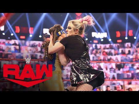 Nikki A.S.H. vs. Alexa Bliss vs. Asuka vs. Naomi – Fatal 4-Way Match: Raw, July 12, 2021