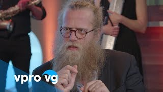 Ben Caplan about his 2018 album Old Stock (Giovanca interview @TivoliVredenburg Utrecht)