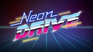 Neon Drive - '80s Style Arcade Game (by Fraoula) - Universal - HD Gameplay Trailer
