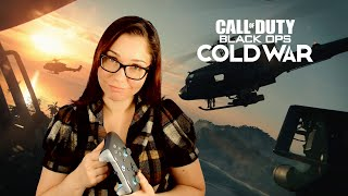 Call of Duty: Black Ops Cold War Campaign | First Impressions