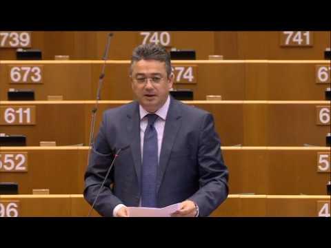 Nedzhmi Ali 27 Apr 2017 plenary speech on European Investment Bank