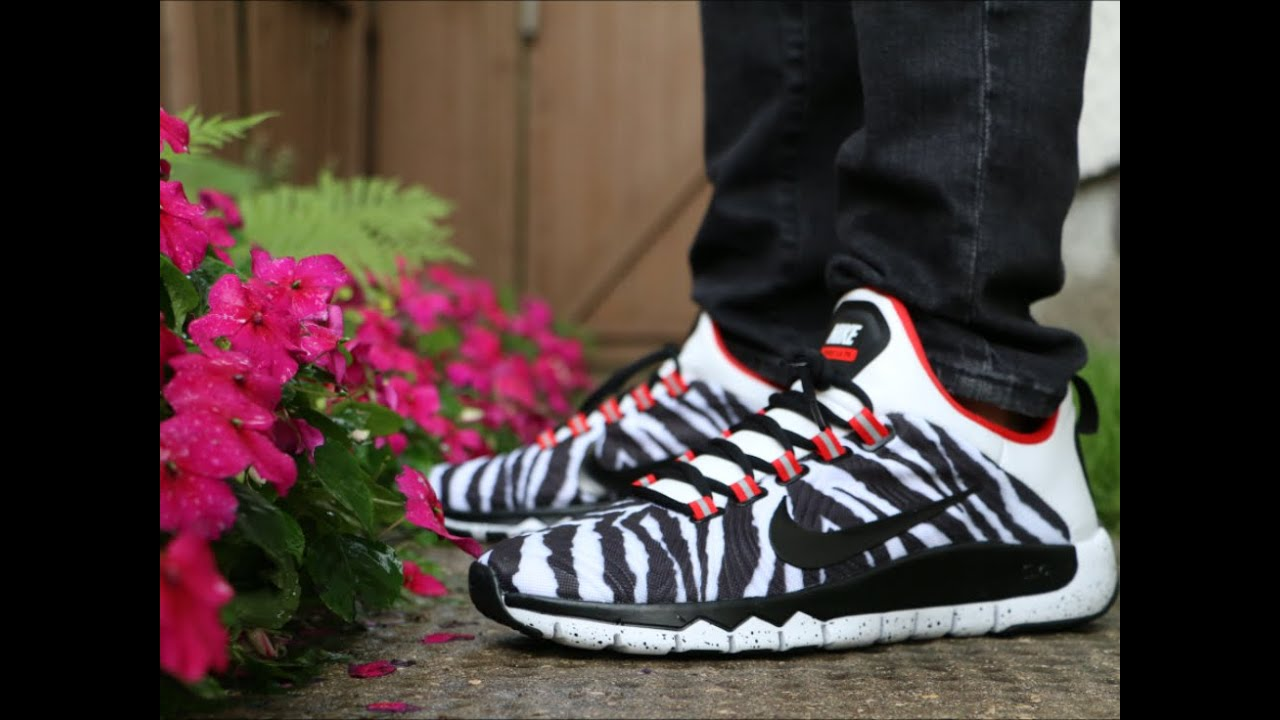 cheap for discount 1a607 34871 816dc dab86  australia nike free trainer 5.0 on foot youtube 6456f cc768