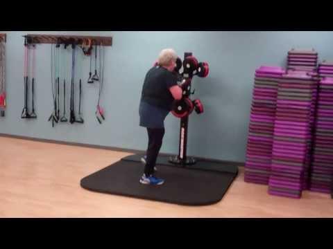 Boxmaster at World Bank Fitness Center