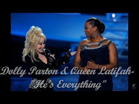 """Dolly Parton & Queen Latifah - """"He's Everything""""  Dolly0312"""