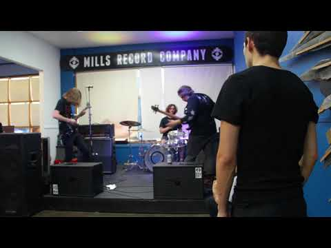 """Throat Breach - """"Gutter"""" at Mills Record Company Mp3"""