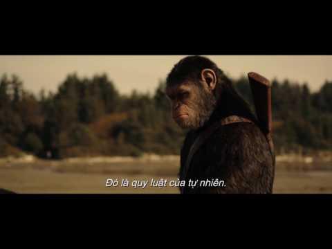 ĐẠI CHIẾN HÀNH TINH KHỈ Trailer