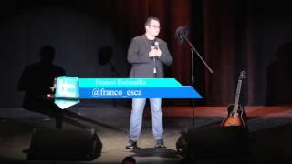 Franco Escamilla.-Teatro Blanquita parte 7 (Como disimulamos y novios vs casados)