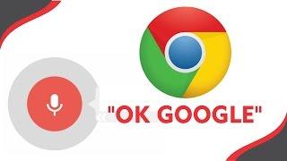 Como Habilitar: OK GOOGLE no Google Chrome - Atualizado