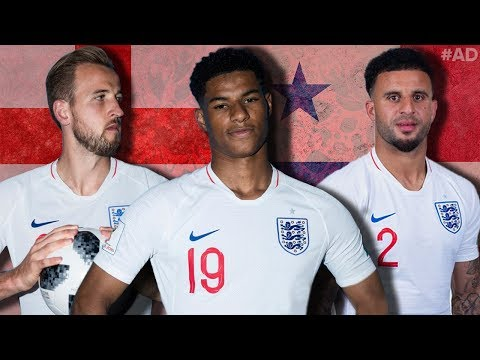 ENGLAND 6-1 PANAMA   Harry Kane Hat Trick Sends England To The Knockout Stages!   #TheFootballSocial