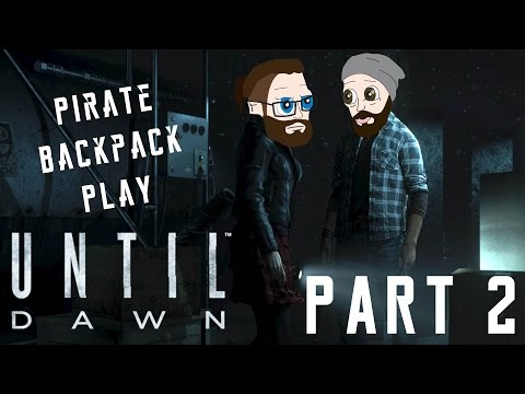Pirate Backpack Play | Until Dawn Part 2