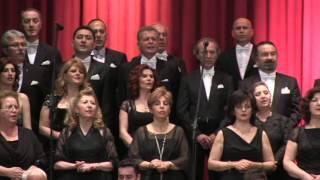 Engürü TMD Gayrımüslim Bestekarlar II. Özel Konseri Bölüm 1 04.05.2013
