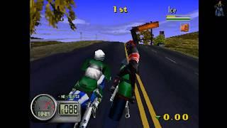 PSX Longplay #70: Road Rash 3D