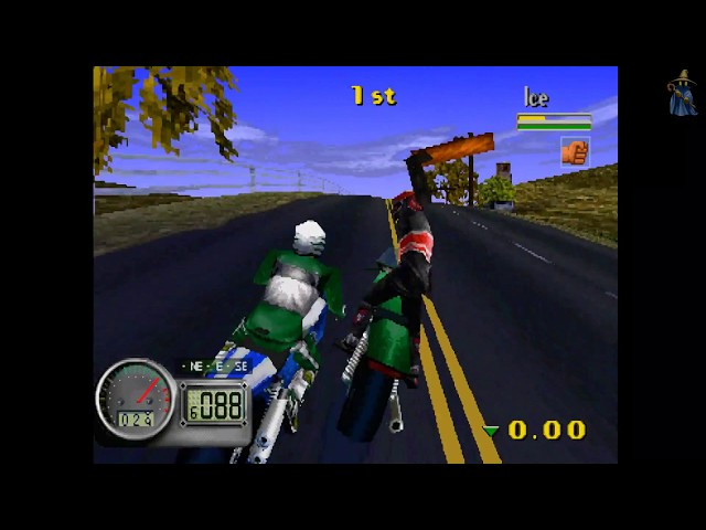 PSX Longplay #70: Road Rash 3D