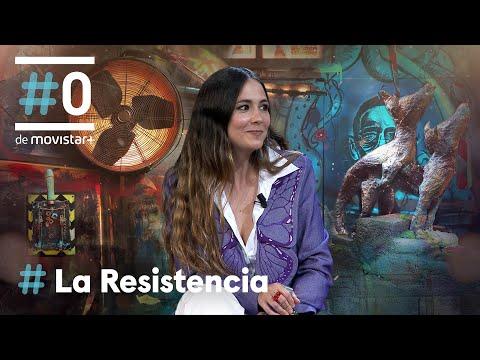LA RESISTENCIA - Entrevista a Rigoberta Bandini   #LaResistencia 26.05.2021