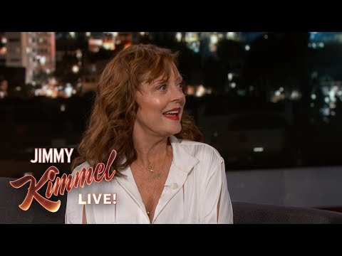 Susan Sarandon Reveals Movie People Mention Most